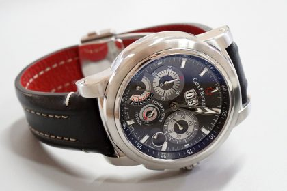 revizie carl f bucherer