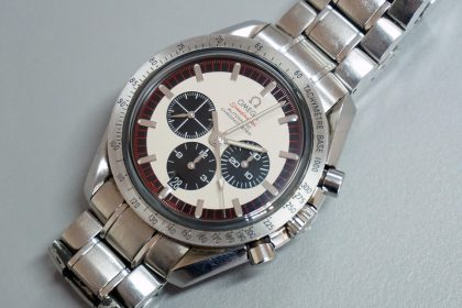 revizie omega speedmaster